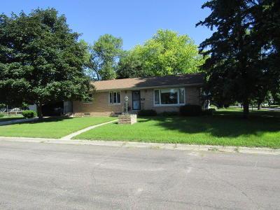 Benson Single Family Home For Sale: 1510 Clarke Avenue