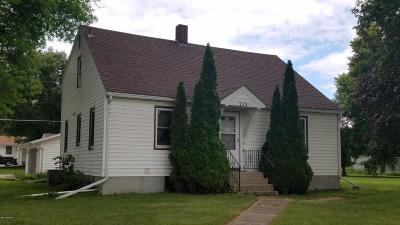 Dawson Single Family Home For Sale: 213 8th Street
