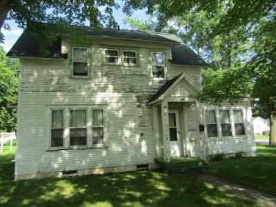 Appleton Single Family Home For Sale: 150 S Gaulke Street