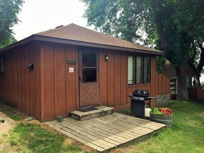 New London Single Family Home For Sale: 18986 NW Co Rd 5 Unit 6 #Shorecre