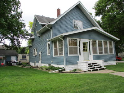Willmar Single Family Home For Sale: 919 Ella Avenue NW