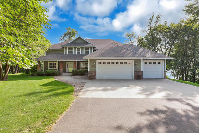 Paynesville Single Family Home Contingent: 15556 Casswood Road