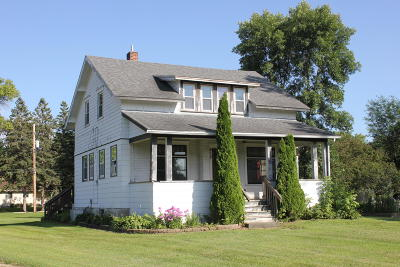 Benson Single Family Home For Sale: 418 9th Street N
