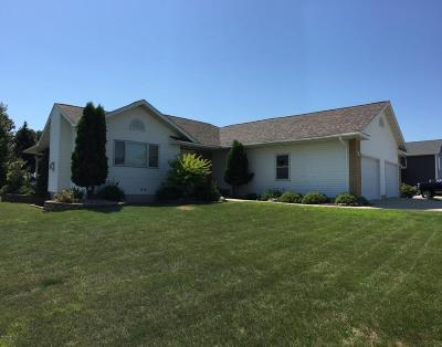 Marshall Single Family Home For Sale: 509 Harriett Drive