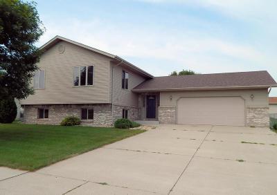 Marshall Single Family Home Contingent: 214 Legion Field Road
