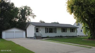 Benson Single Family Home For Sale: 311 Sanford Road
