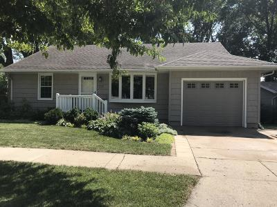 Willmar Single Family Home For Sale: 508 Becker Avenue SE
