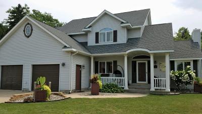 Marshall Single Family Home For Sale: 410 E Lyon Street
