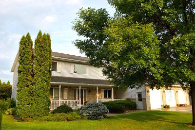 Marshall Single Family Home For Sale: 102 Whitney Circle