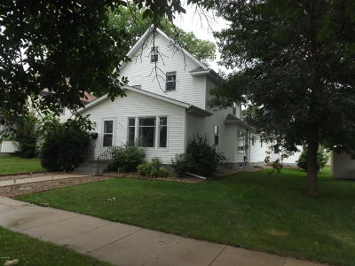 Madison Single Family Home For Sale: 510 3 Avenue