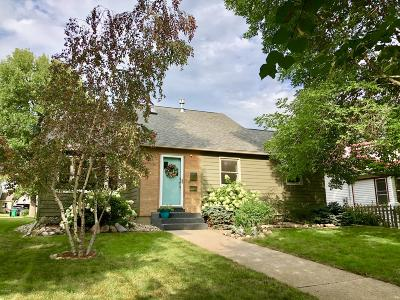 Clara City, Montevideo, Dawson, Madison, Marshall, Appleton Single Family Home For Sale: 404 Walnut Street