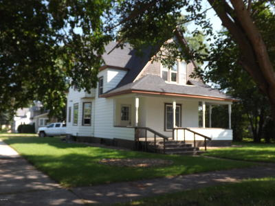 Madison Single Family Home For Sale: 224 W 2nd Street