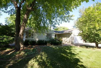 Willmar Single Family Home Contingent: 1132 Florence Lane SW