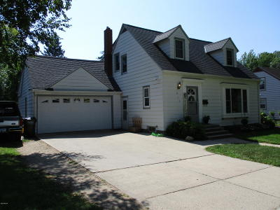 Willmar Single Family Home Contingent: 815 Monongalia Avenue SW
