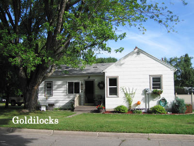 Willmar MN Single Family Home For Sale: $82,000