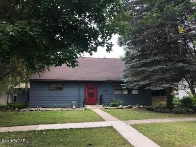 Willmar Single Family Home For Sale: 701 15th Street SW