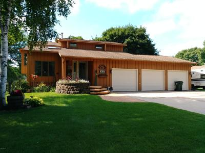 Willmar Single Family Home For Sale: 3017 2nd Avenue NW