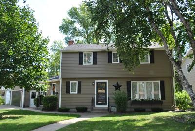 Marshall Single Family Home For Sale: 101 Circle Drive
