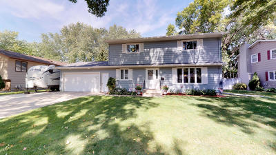 Willmar Single Family Home Contingent: 1114 Grace Avenue SW