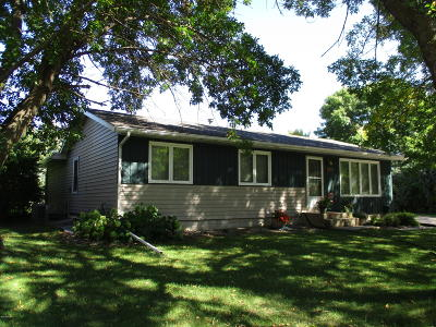 Willmar Single Family Home For Sale: 1005 Irene Avenue SE