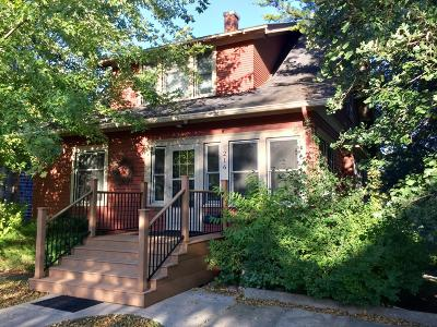 Montevideo Single Family Home For Sale: 216 S 9th Street