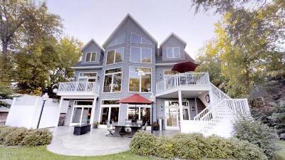 Spicer Single Family Home For Sale: 10968 Indian Beach Cir