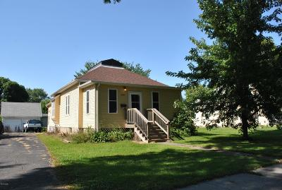Clara City, Montevideo, Dawson, Madison, Marshall, Appleton Single Family Home For Sale: 419 N 6th Street