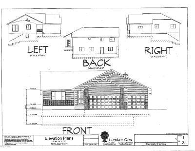 Spicer Single Family Home For Sale: L2 B2 83rd Street NE
