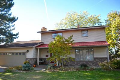 Marshall Single Family Home Contingent: 104 Circle Drive