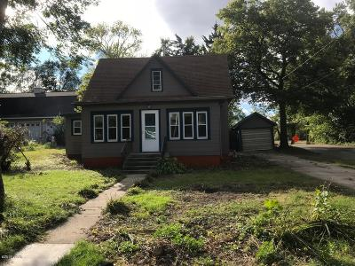 Spicer Single Family Home For Sale: 232 Lake Avenue N
