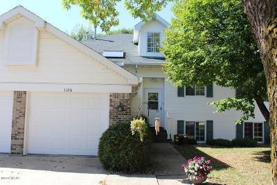 Willmar Single Family Home For Sale: 1126 Par Lane SE