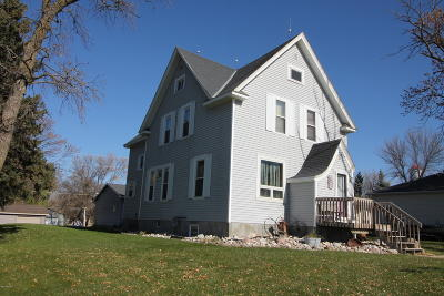 Kandiyohi Single Family Home For Sale: 528 Atlantic Avenue W