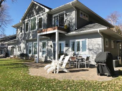 Spicer Single Family Home For Sale: 8751 N Shore Drive Drive