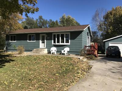 Willmar Single Family Home For Sale: 317 33rd Street NW