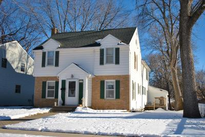 Marshall Single Family Home For Sale: 115 S High Street