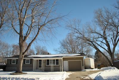 Clara City, Montevideo, Dawson, Madison, Marshall, Appleton Single Family Home For Sale: 1001 Cheryl Ave