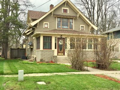 Willmar Single Family Home Contingent: 315 Becker Avenue SE