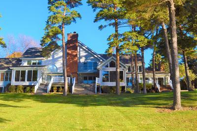 Spicer Condo/Townhouse For Sale: 7705 North Shore Drive