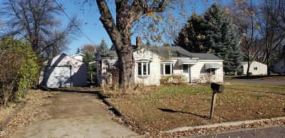 Benson Single Family Home For Sale: 2110 Kansas Avenue