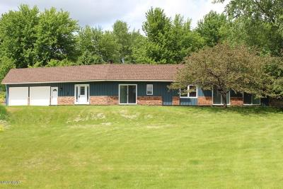 Willmar Single Family Home For Sale: 3951 Horizon Hills Circle