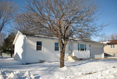 Clara City, Montevideo, Dawson, Madison, Marshall, Appleton Single Family Home For Sale: 502 Jewett Street