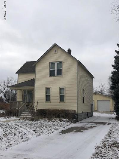 Willmar Single Family Home For Sale: 626 2nd Street SE