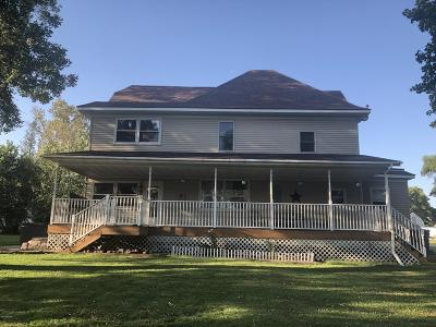 Clara City, Montevideo, Dawson, Madison, Marshall, Appleton Single Family Home For Sale: 674 2nd Street