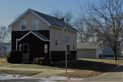 Clara City, Montevideo, Dawson, Madison, Marshall, Appleton Single Family Home For Sale: 608 3rd Street