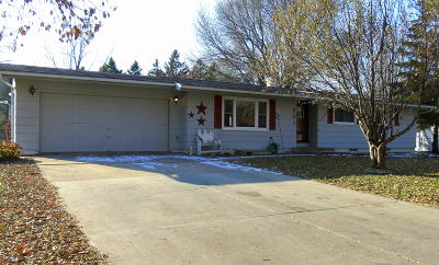 Willmar Single Family Home For Sale: 501 24th Avenue SW