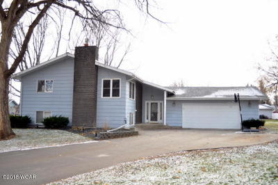 Clara City, Montevideo, Dawson, Madison, Marshall, Appleton Single Family Home For Sale: 115 Orchard Circle