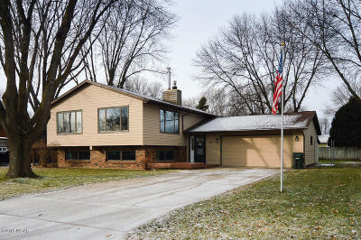 Willmar Single Family Home For Sale: 1404 17th Street SW