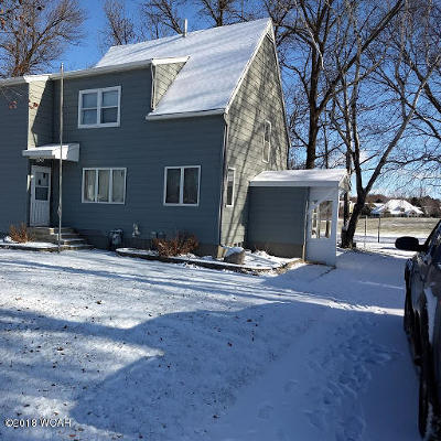 Willmar Single Family Home For Sale: 605 Lakeland Drive SE