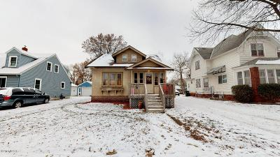 Willmar Single Family Home Contingent: 620 2nd Street SW
