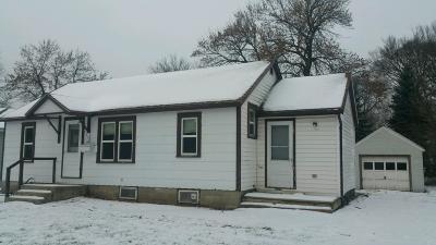 Clara City, Montevideo, Dawson, Madison, Marshall, Appleton Single Family Home For Sale: 506 S 1st Street
